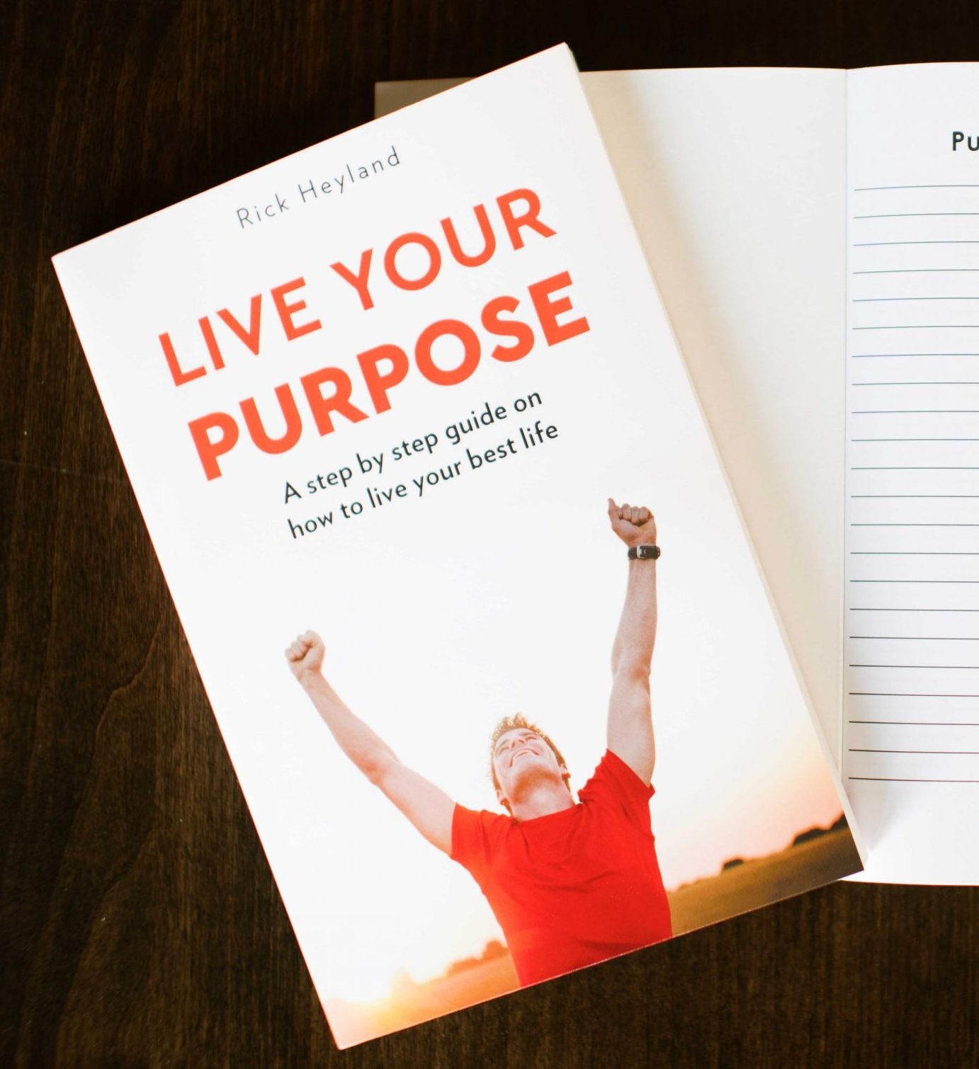 Live Your Purpose & CI4Life Journal